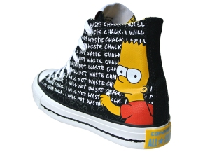 The Simpsons x Converse Chucks Nr. 141390