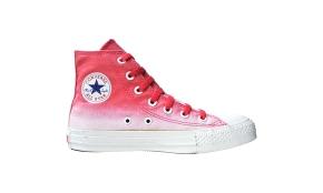 Converse Schuhe All Star Chucks 110068 Rot Weiss Batik