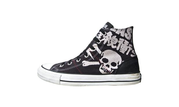 Converse Chucks 113998 The Clash UK Punk