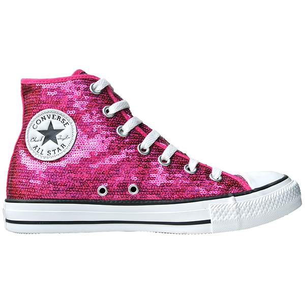 Converse Chuck Taylor All Star 139587 Pailletten Sequins Pink Rosa