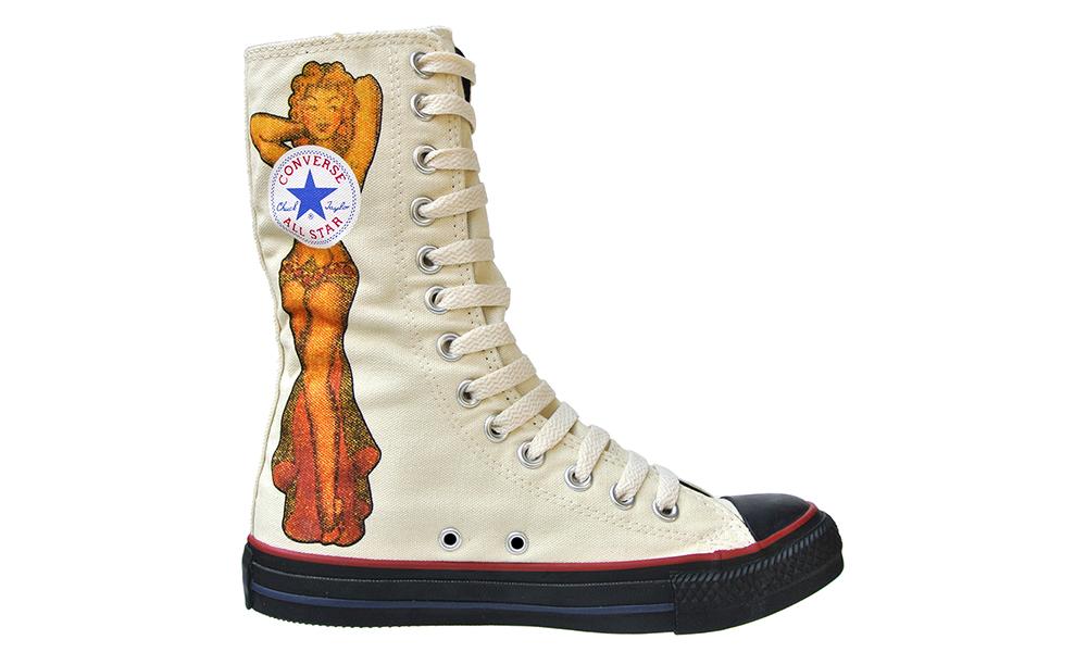 Converse Schuhe All Star Chucks XHI 100249 Sailor Jerry