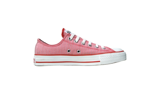 Converse Chuck Taylor All Star Converse Chucks 103947 - Rot Weiss gestreift OX