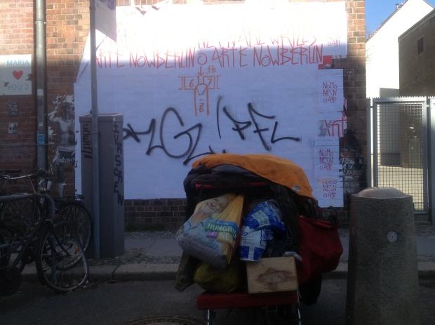 streetart Berlin: SP38