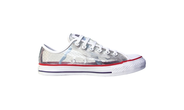 Converse Chucks All Star 116545 Clear Rubber Gummi transparente Sneakers © Holger Dölle