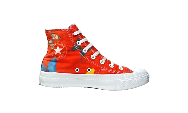 Converse Chucks 119792 Rot Butterfly Red Edition
