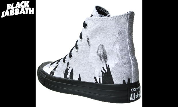 Converse Chucks 143252 Black Sabbath Edition