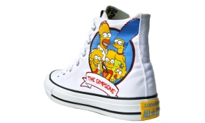 Converse Chucks 146809 x The Simpsons