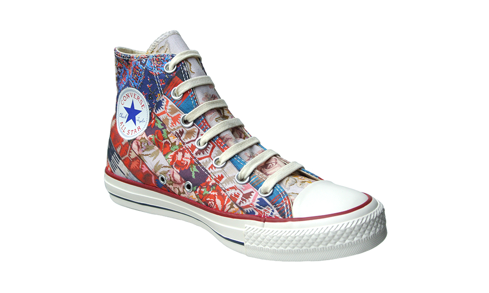 Converse Chuck Taylor All Star Forale Flower #Chucks Multi