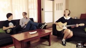 """The Muffs - """"Weird Boy Next Door"""" (Official Music Video)"""
